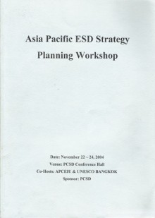 Asia Pacific ESD Strategy Planning Workshop_2004