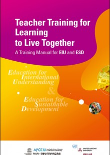 Teacher Training for Learning to Live Together
