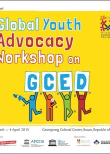 Final Report: Global Youth Advocacy Workshop on GCED