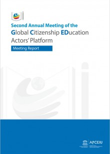 Second Annual Meeting of the GCED Actors' Platform: Meeting Report